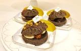 フィナンシェをイメージし生地から開発したショコラドーナツ3種 (C)oricon ME inc.