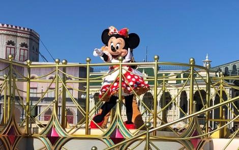 サムネイル 1月10日からスタートするミニーマウスを主役にしたプログラム『ベリー・ベリー・ミニー!』がお披露目 (C)oricon ME inc.