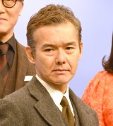 カンテレ・フジテレビ系連続ドラマ『10の秘密』の制作発表会見に登壇した渡部篤郎 (C)ORICON NewS inc.