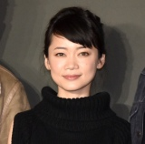 映画『G.I.ジョー:漆黒のスネークアイズ』製作会見に出席した安倍春香 (C)ORICON NewS inc.