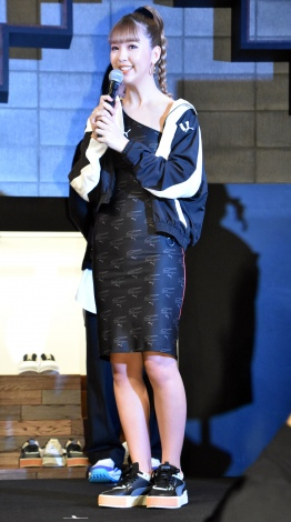 『SS20 PUMA OPEN HOUSE』の春夏コレクションお披露目会に出席した藤田ニコル (C)ORICON NewS inc.