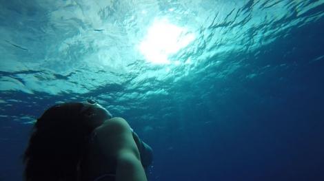 きのした さゆり フリー ダイビング