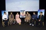 新海誠監督『天気の子』Blu-ray&DVDが5月27日発売。特典映像のための醍醐虎汰朗×森七菜×RADWIMPSによるビジュアルコメンタリー収録会場