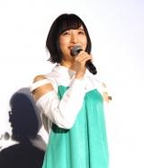 大人の事情を直撃した佐倉綾音 (C)ORICON NewS inc.