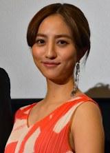 映画『アパレル・デザイナー』公開記念舞台あいさつに登壇した堀田茜 (C)ORICON NewS inc.