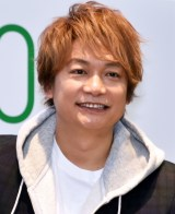 『NO LIMITS SPECIAL 2020』オープニングセレモニーに出席した香取慎吾 (C)ORICON NewS inc.