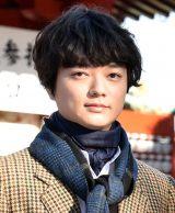 『聖☆おにいさん 第III紀』会見に出席した染谷将太 (C)ORICON NewS inc.