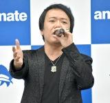 人気アニメ『デジモンアドベンチャー』CD発売20周年記念イベントに出席した宮崎歩 (C)ORICON NewS inc.