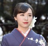 新成人メンバー成人式に登場した乃木坂46・渡辺みり愛 (C)ORICON NewS inc.