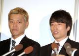 ロンドンブーツ1号2号(左から)田村亮、田村淳 (C)ORICON NewS inc.