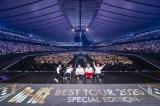 『Da-iCE BEST TOUR 2020 -SPECIAL EDITION-』の模様 (撮影:田中聖太郎写真事務所)