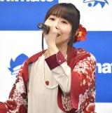 人気アニメ『デジモンアドベンチャー』CD発売20周年記念イベントの模様 (C)ORICON NewS inc.