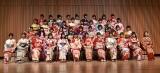 『AKB48グループ 2020年新成人メンバー 成人式記念撮影会』の模様 (C)ORICON NewS inc.