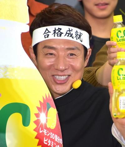 『C.C.レモン受験生応援イベント2020』に出席した松岡修造 (C)ORICON NewS inc.
