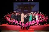 30人のヲタクダンサーズとフォトセッション