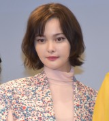 映画『AI崩壊』のジャパンプレミアに参加した玉城ティナ (C)ORICON NewS inc.