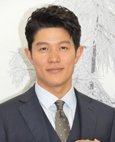 TBS日曜劇場『テセウスの船』制作発表会見に登壇した鈴木亮平 (C)ORICON NewS inc.