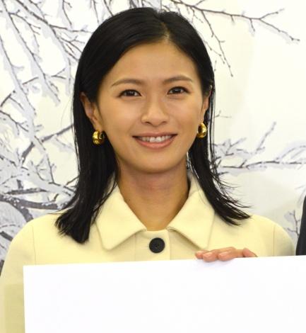 TBS日曜劇場『テセウスの船』制作発表会見に登壇した榮倉奈々 (C)ORICON NewS inc.