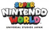 ユニバーサル・スタジオ・ジャパン『SUPER NINTENDO WORLD』エリアのロゴ(C)Nintendo