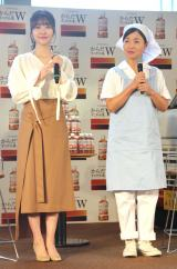 (左から)指原莉乃、大久保佳代子 (C)ORICON NewS inc.