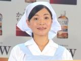 無糖茶「からだすこやか茶W」新CM発表会に登場した大久保佳代子 (C)ORICON NewS inc.