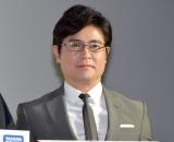 『トミカ50周年記者発表会』に参加した安東弘樹 (C)ORICON NewS inc.