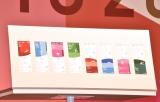 『東京2020パラリンピック観戦チケット第2次抽選申込開始および東京2020観戦チケットデザイン発表イベント』で発表された東京2020パラリンピック観戦チケットデザイン (C)ORICON NewS inc.
