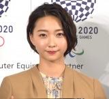 2020年の抱負を語った畠山愛理選手 (C)ORICON NewS inc.