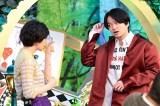 『裏顔女子の夜』で理想の女性10箇条を発表する菊池風磨(Sexy Zone) (C)TBS