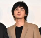 映画『サヨナラまでの30分』の大学生限定試写会イベントに登壇した北村匠海 (C)ORICON NewS inc.