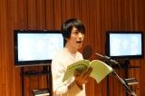 アフレコの様子(C)臼井儀人/双葉社・シンエイ・テレビ朝日・ADK