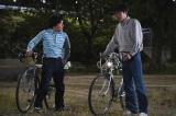自分の出自について親友の湯浅浩二(濱田岳)に打ち明ける高校生の安和隆(柄本佑)=土曜ドラマ『心の傷を癒すということ』(1月18日スタート)(C)NHK