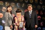 日本の美を国内外に伝える『日本博』の広報大使に任命された黒柳徹子