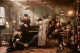 新曲「I LOVE…」のMVを公開したOfficial髭男dism