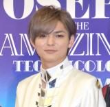 ミュージカル『ジョセフ・アンド・アメージング・テクニカラー・ドリームコート』の製作発表記者会見に出席したHey! Say! JUMP・薮宏太 (C)ORICON NewS inc.