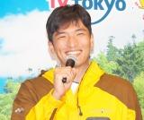 ドラマ『駐在刑事Season2』の記者会見に出席した鈴之助 (C)ORICON NewS inc.