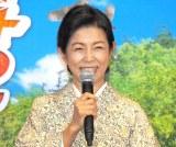 ドラマ『駐在刑事Season2』の記者会見に出席した市毛良枝 (C)ORICON NewS inc.