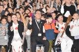 『東京2020聖火リレー公式アンバサダー学校訪問イベント』の模様 (C)ORICON NewS inc.
