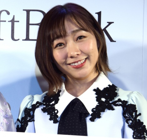 『AKB48グループのVRライブ配信開始に関する記者発表会』に出席した須田亜香里 (C)ORICON NewS inc.