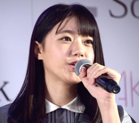 『AKB48グループのVRライブ配信開始に関する記者発表会』に出席した瀧野由美子 (C)ORICON NewS inc.