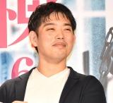 映画『仮面病棟』映画化記念スペシャルイベントに登壇した知念実希人氏 (C)ORICON NewS inc.
