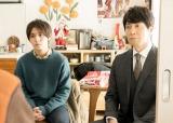 映画『記憶屋 あなたを忘れない』に出演する山田涼介、佐々木蔵之介(C)2020「記憶屋」製作委員会