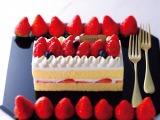 アンテノール「紅ほっぺ苺のショートケーキBOX」2,160円(税込)