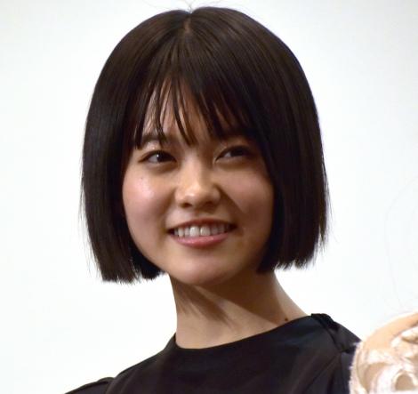 映画『mellow(メロウ)』初日舞台あいさつに登壇した志田彩良 (C)ORICON NewS inc.
