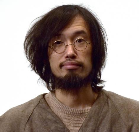 映画『mellow(メロウ)』初日舞台あいさつに登壇した今泉力哉監督 (C)ORICON NewS inc.