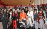 舞台『刀剣乱舞』開幕で11人集結