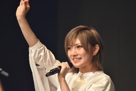 岡田奈々=『STU48選抜コンサート〜東京には染まらないで帰ります。〜』 (C)ORICON NewS inc.