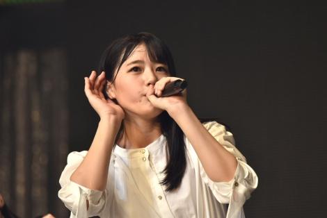 瀧野由美子=『STU48選抜コンサート〜東京には染まらないで帰ります。〜』 (C)ORICON NewS inc.