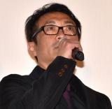 映画『記憶屋 あなたを忘れない』公開記念舞台あいさつに出席した平川雄一朗監督 (C)ORICON NewS inc.