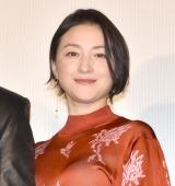 映画『太陽の家』公開記念舞台あいさつに登壇した広末涼子 (C)ORICON NewS inc.